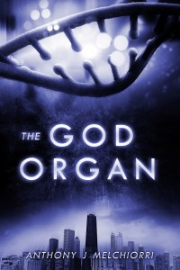 Cover for The God Organ