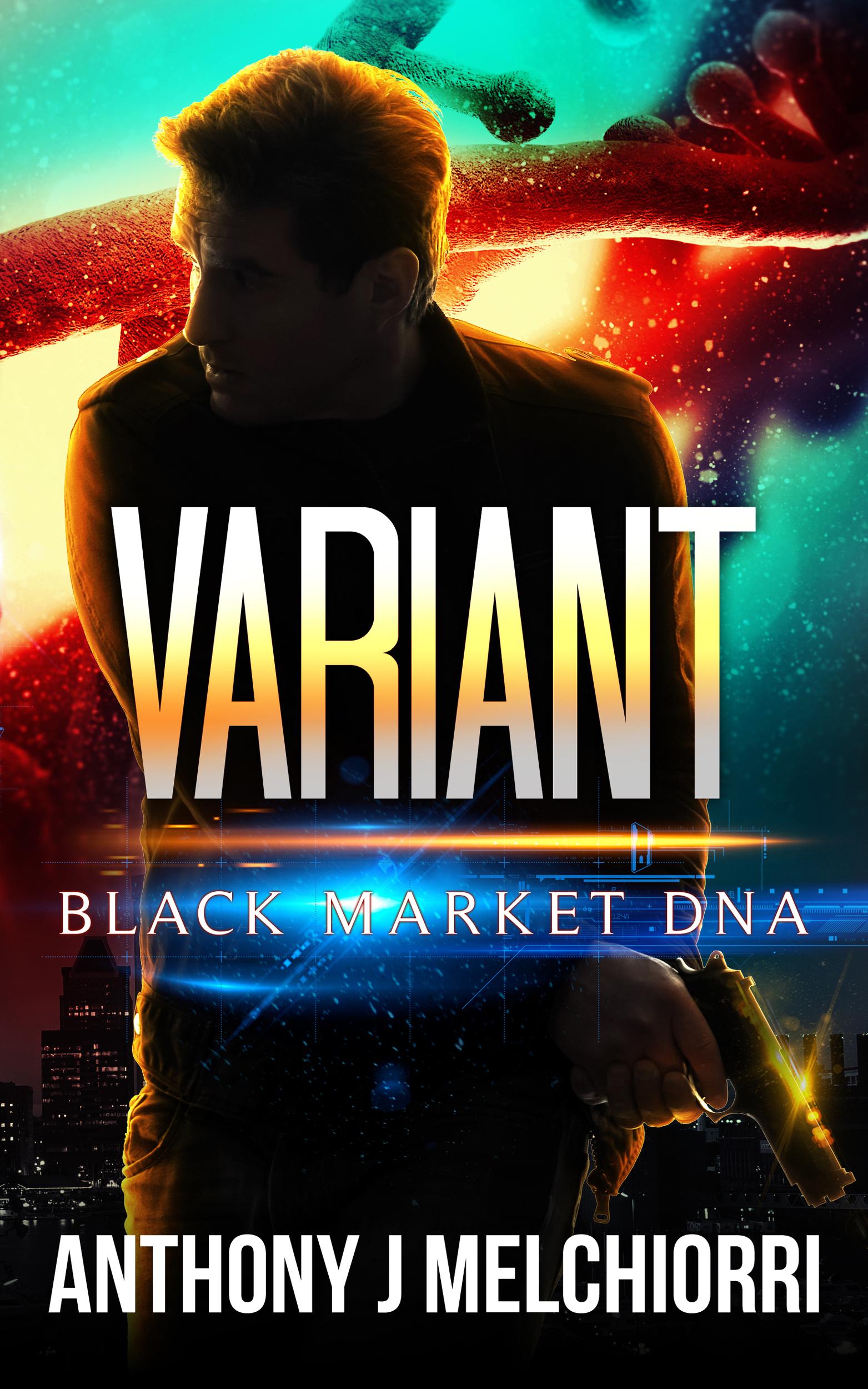 Variant: Black Market DNA cover