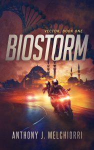 Biostorm book cover