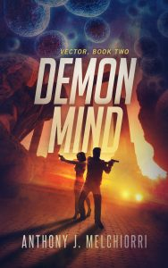 Demon Mind book cover